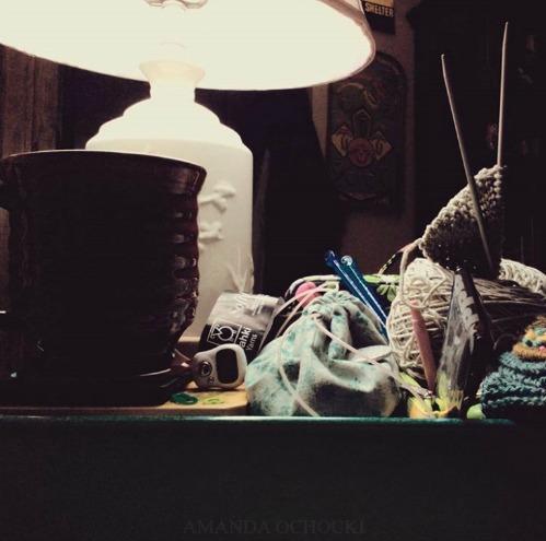 AMANDA OCHOCKI my little cart brimming with mess & ideas