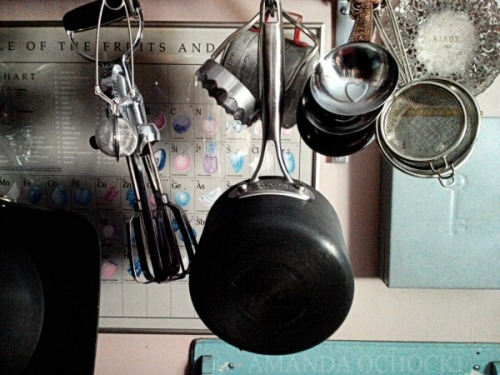 Blog AMANDA OCHOCKI Kitchen clutter